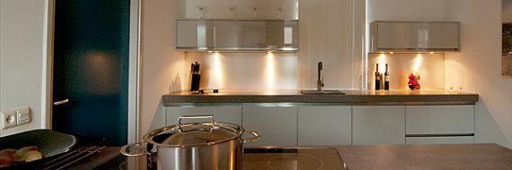 Greeploze Keuken Systeem : Greeploos Impressies Schuurmans keukens Verkoop