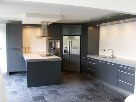 Moderne keuken impressies schuurmans keukens verkoop maatwerk en montage van keukens en - Keuken volledige verkoop ...